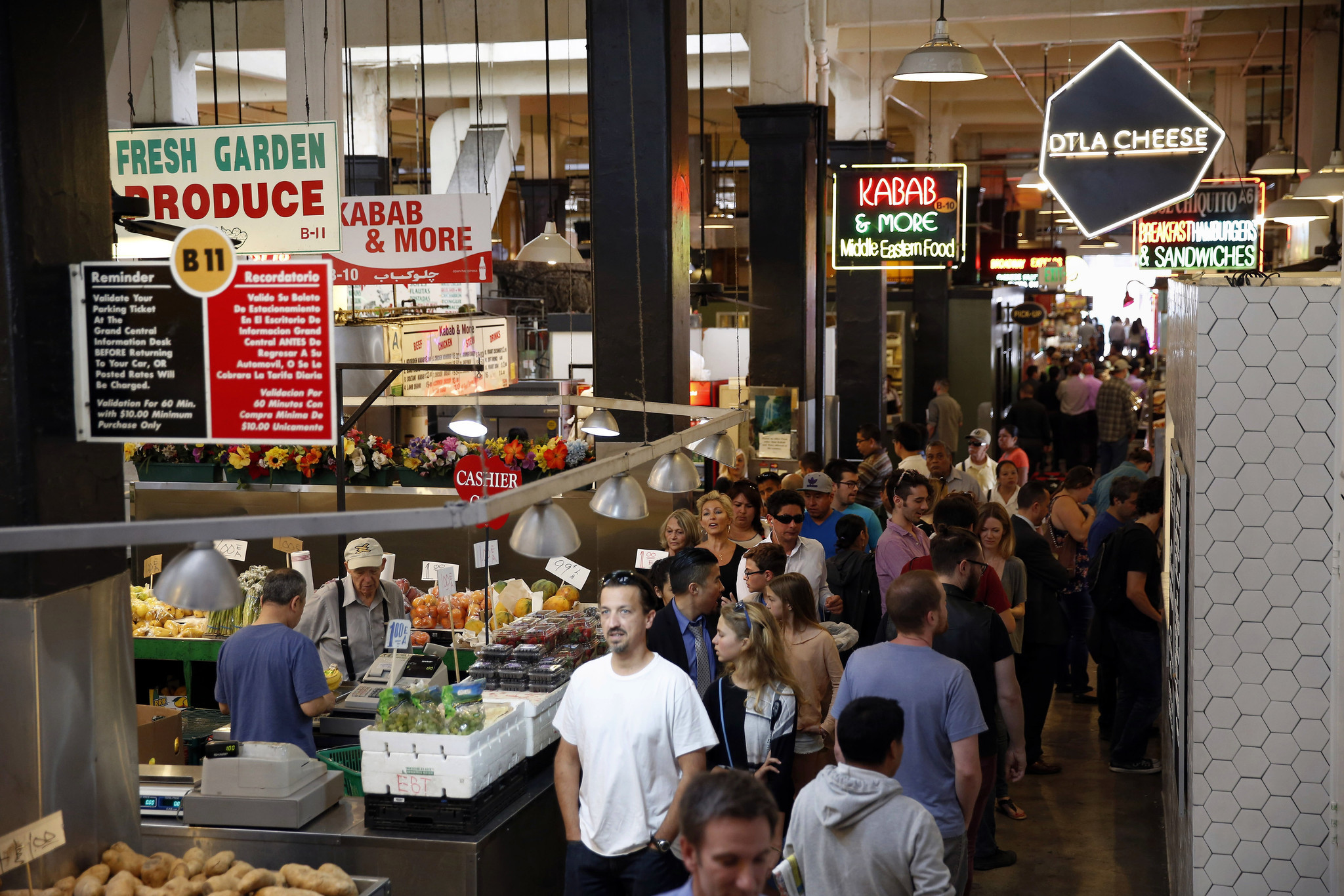 Grand Central Market Celebrates 100 Years of Feeding L.A.