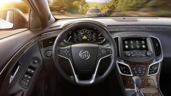 General Motors said June 20 it is recalling nearly 15,000 model year 2014 Buick LaCrosse vehicles manufactured April 30, 2013, to September 1, 2013. In the affected vehicles, a wiring splice in the driver's door may corrode and break, resulting in the absence of an audible chime to notify the driver if the door is opened while the key is in the ignition. Additionally, the Retained Accessory Power (RAP) module may stay active for 10 minutes. Without an audible indicator, the driver may not be aware that the driver's door is open while the key is in the ignition, increasing the risk of a vehicle rollaway. GM will notify owners and dealers will inspect the driver door window motor harness, and replace the electrical splice, as necessary, free of charge. The manufacturer has not yet provided a notification schedule. Owners may contact Buick customer service at 1-800-521-7300. General Motors number for this recall is 14235.