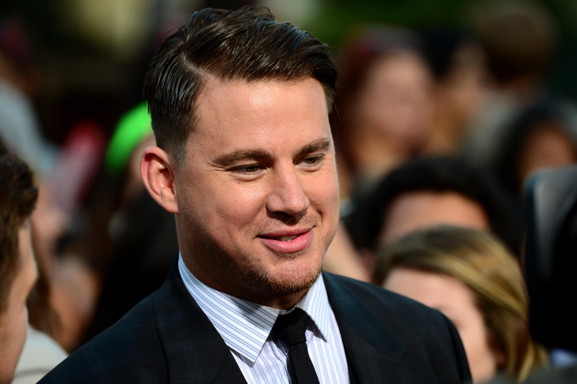 "Channing Tatum was going to direct ""Forgive Me, Leonard Peacock."""