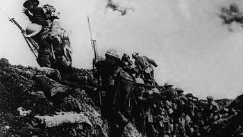 'The Great War' 100 years later