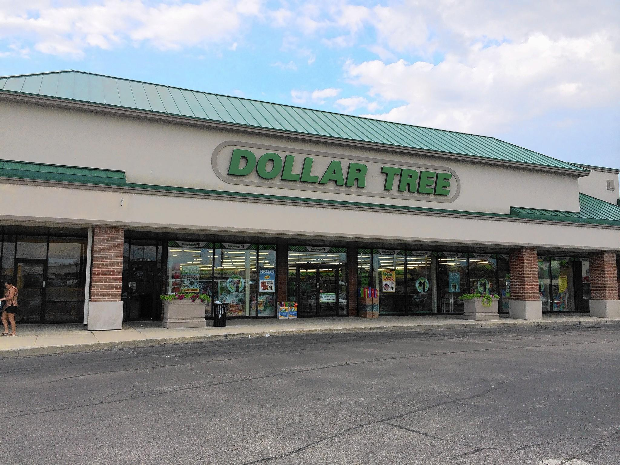 The Dollar Tree store on Butterfield Road and its other Downers Grove location were burglarized on the same night.