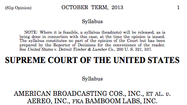 Read: Supreme Court decision on Aereo Inc.