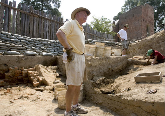 A landmark discovery at Jamestown