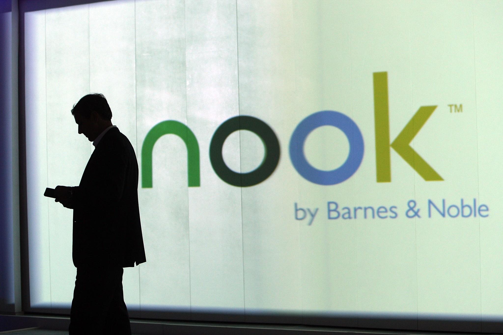 Barnes Noble cuts Nook loose LA Times