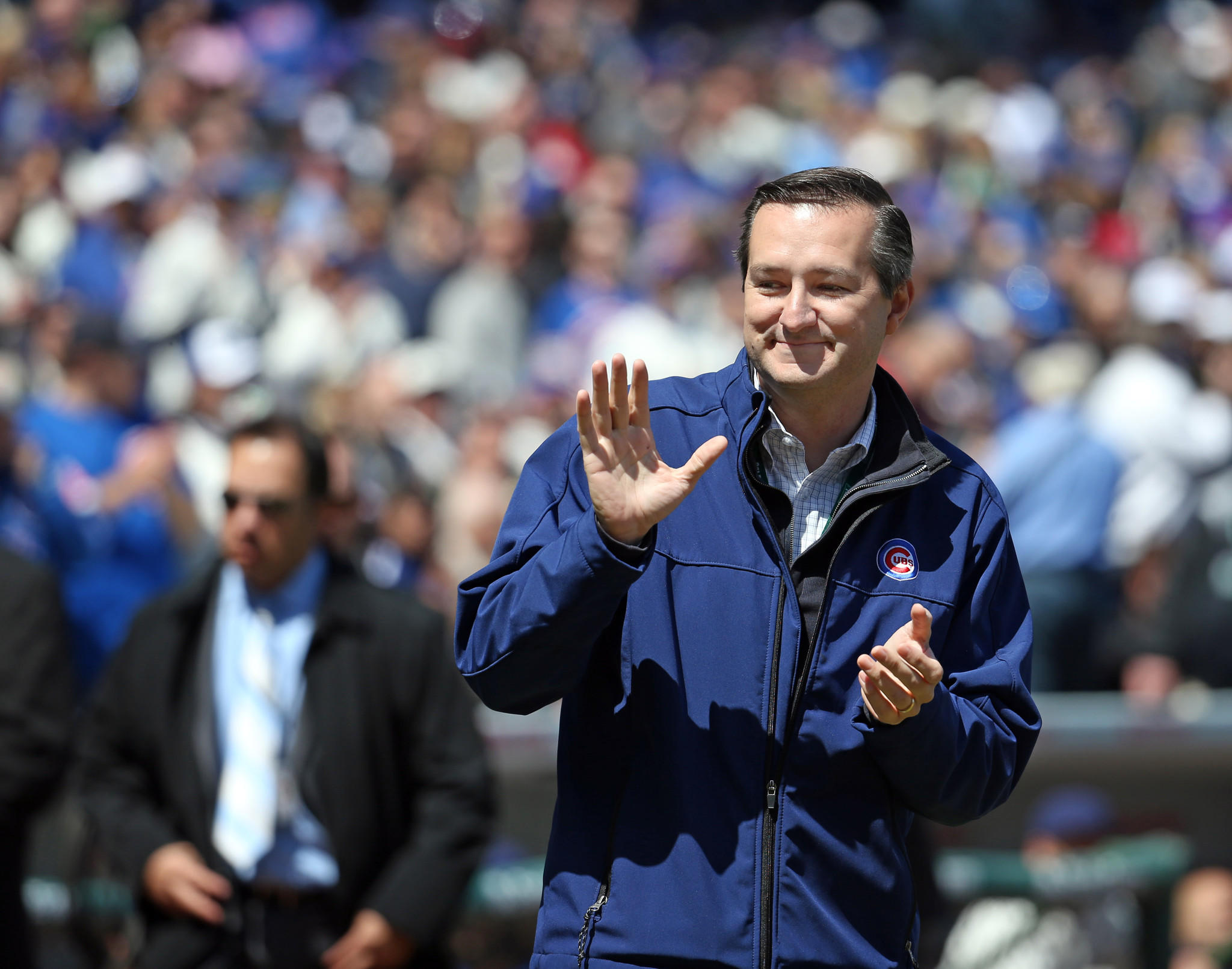 Chicago Cubs owner Tom Ricketts.
