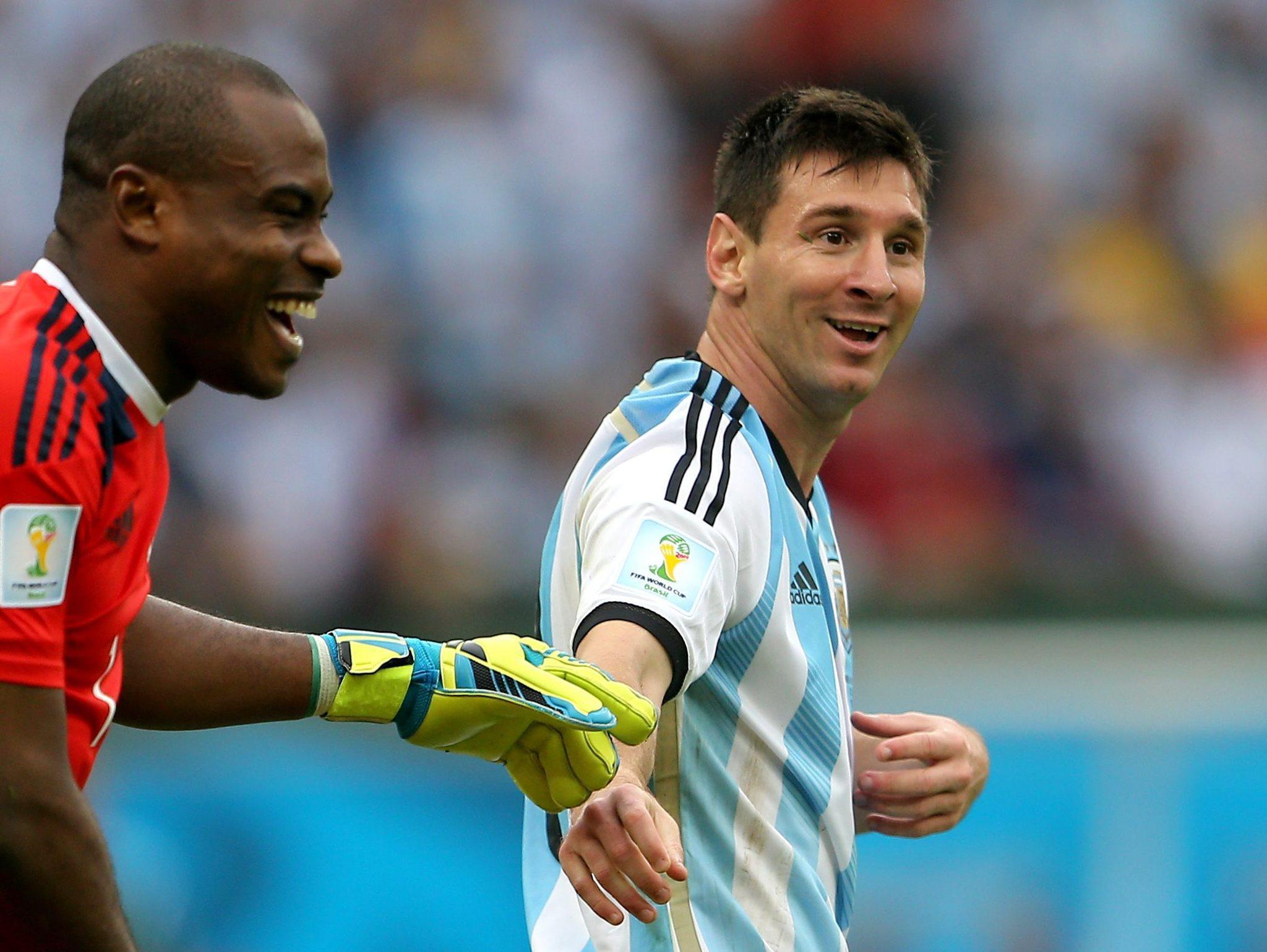 Messi Rojo lead Argentina past Nigeria tribunedigital