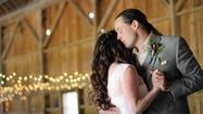 Wedded: Casey Schachter and Brian Bowen