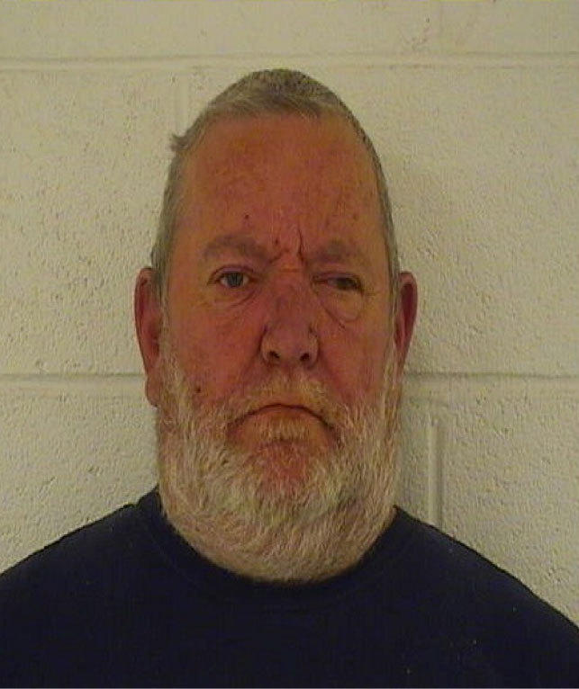 Arthur Gauvin was charged with first-degree unlawful restraint, second-degree reckless endangerment and cruelty to persons.