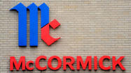 McCormick reports strong sales in second quarter