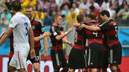 World Cup 2014 live: U.S. advances, loses to Germany, 1-0