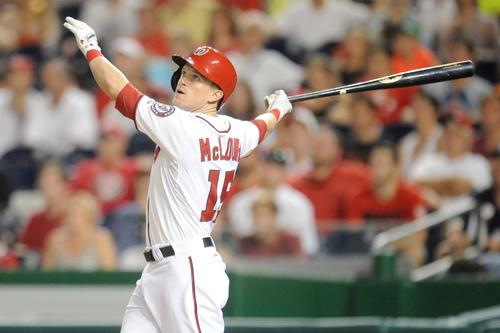 <b>2014 stats (Nationals):</b> .173 batting average, 1 HR, 7 RBIs, 6 2Bs, 16 walks, 10 runs <br><br>