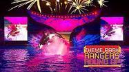 Theme parks: Shamu's Celebration Light up the Night