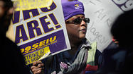Hopkins Hospital strike averted after O'Malley intervenes