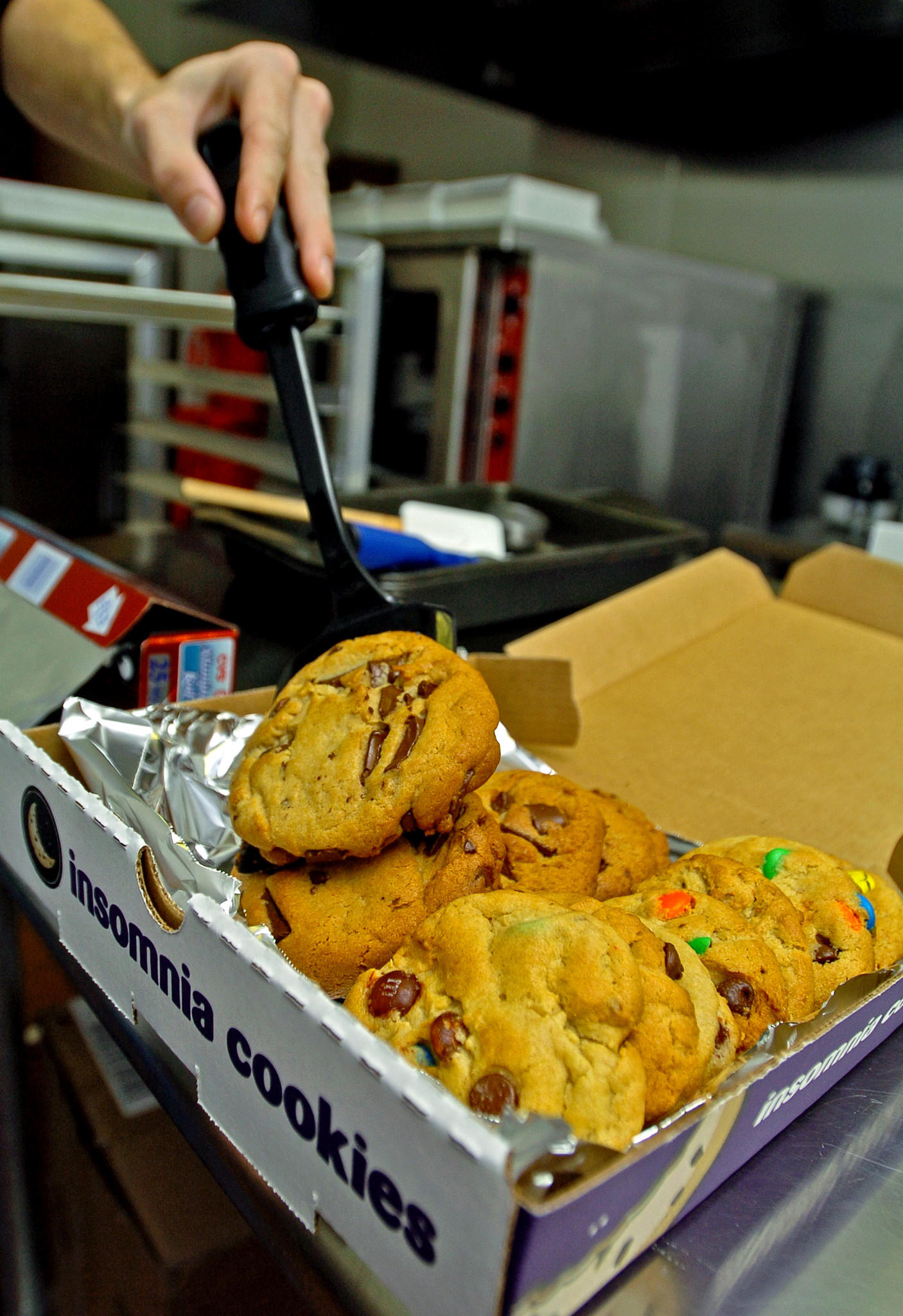 Insomnia Cookies is coming to Charles Village