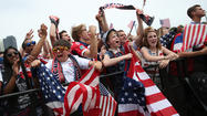 U.S. advances to knockout round in World Cup