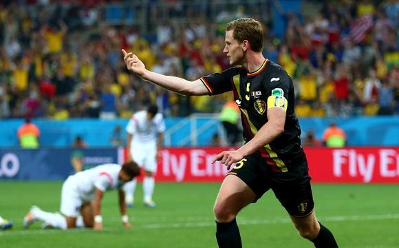 Belgium wins