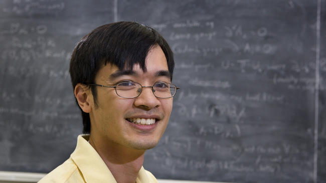 Can you give me information on being a math professor?
