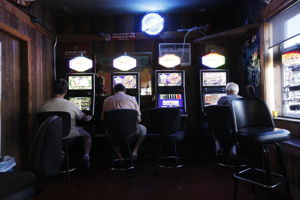illinois gambling machines revenue definition
