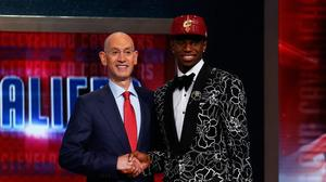NBA Draft: Cavaliers select Andrew Wiggins with No. 1 overall pick