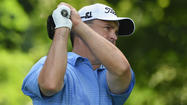 Helped by 11 1-putt greens, Greg Chalmers shoots 5-under 66