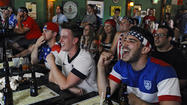 Fans skip work, yell at TV, and U.S. wins by losing