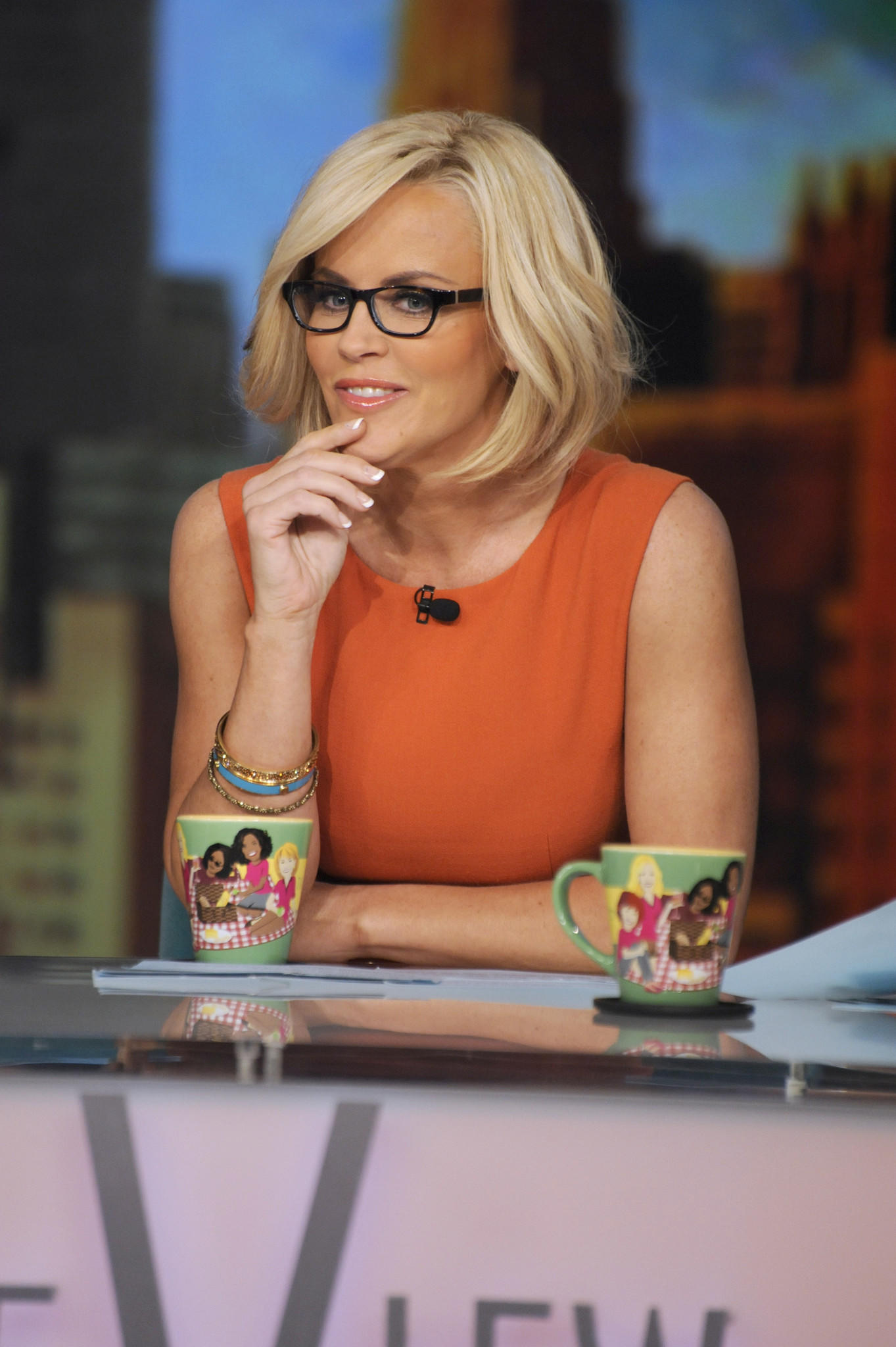 Jenny McCarthy announced today that she will be leaving 'The View'.