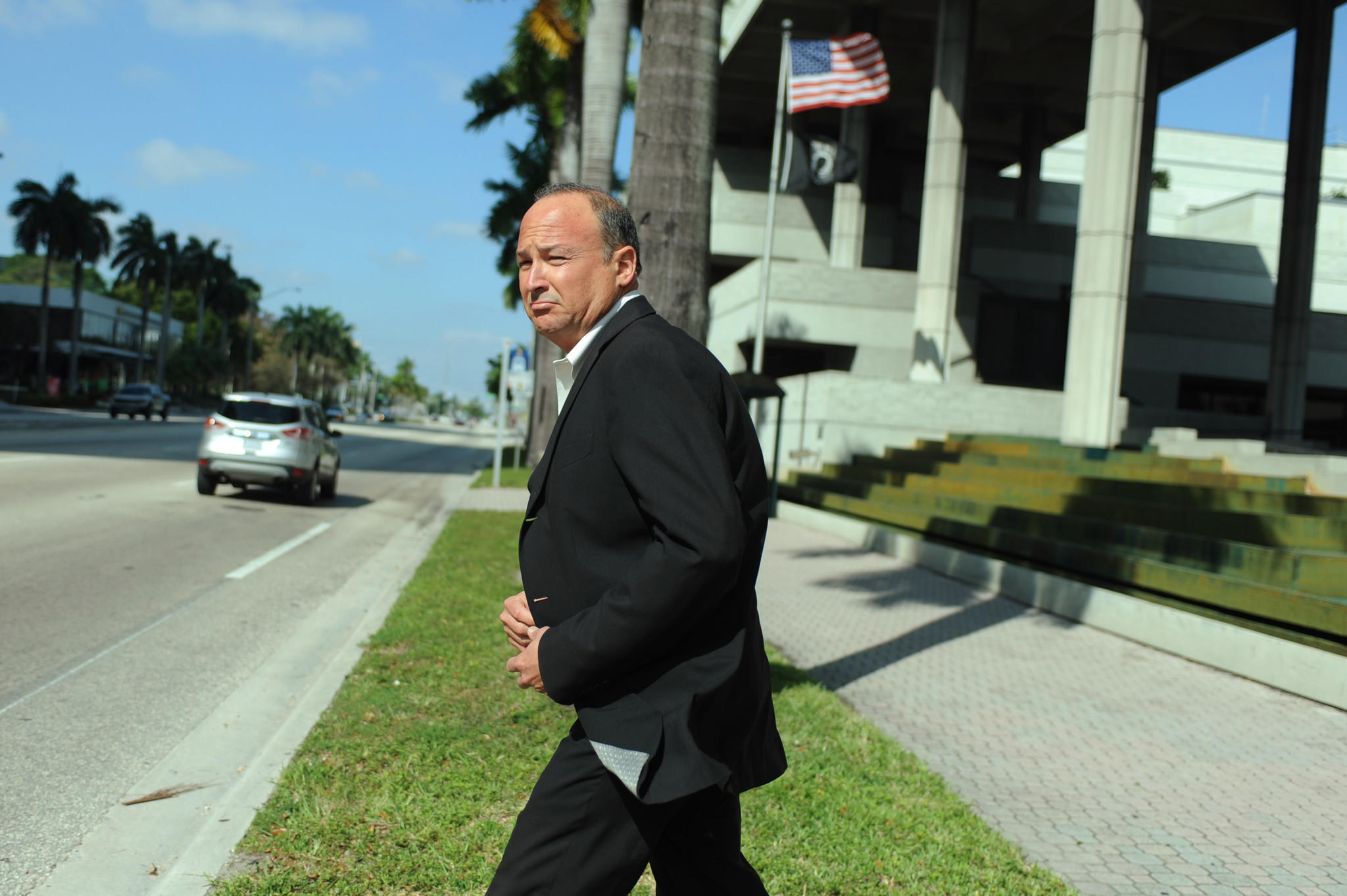 Russell Adler, a former law partner of Scott Rothstein, has been permanently disbarred from practicing law and faces up to five years in prison after pleading guilty to conspiring to funnel election campaign donations. Joe Cavaretta, SunSentinel (c) 2014