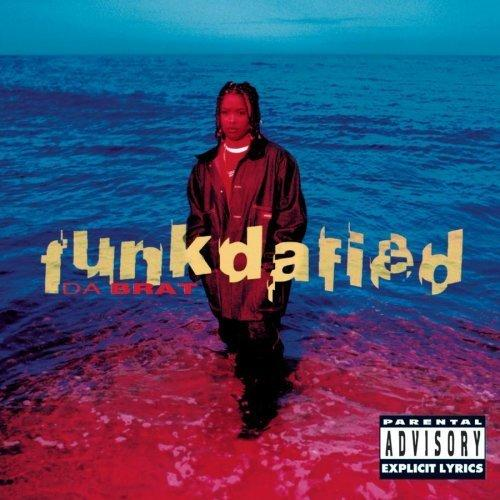 "Da Brat's ""Funkdafied"" album cover"