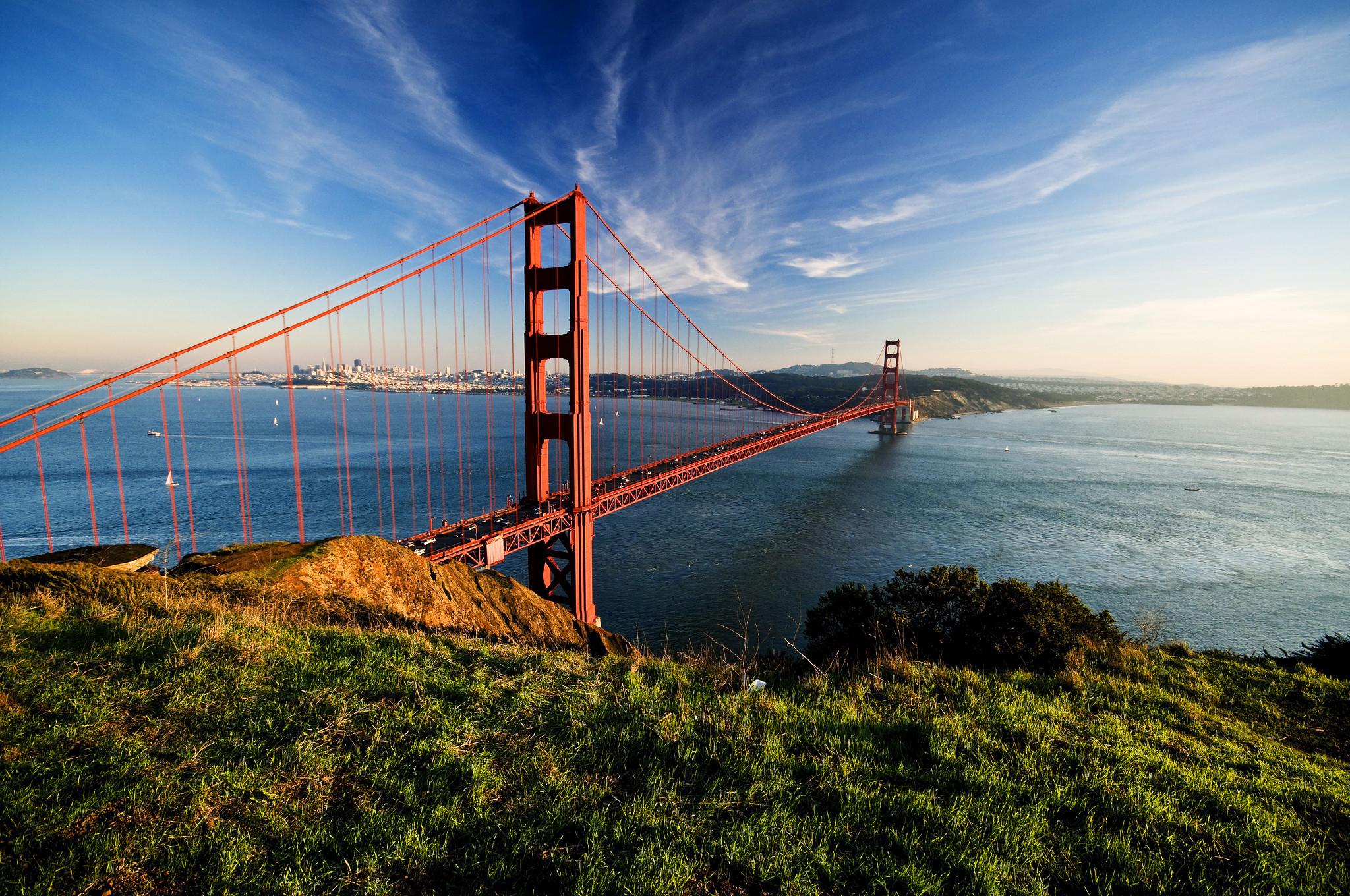 Golden Gate Bridge Gets 76 Million For Suicide Prevention