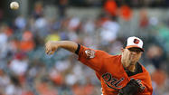 Bud Norris is 'bummed out' to go to DL; Evan Meek, Kevin Gausman recalled