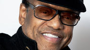 Photos: Bobby Womack through the years