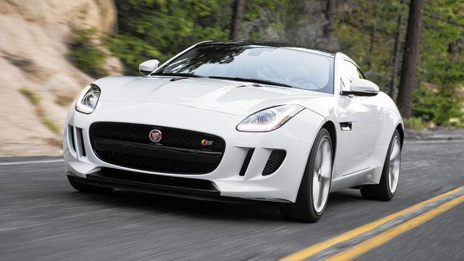2016 Jaguar F-type Coupe and Convertible Photos and Info – News ...