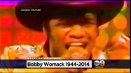 Influential R&B Singer Bobby Womack Dies At 70