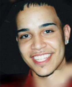 "Manuel ""Manny"" Roman, 23, who was killed in the early morning hours of Nov. 1, 2009."