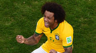 Brazil survives scare, advancing on penalty kicks against Chile
