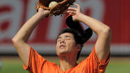 Wei-Yin Chen struggles, former Oriole Erik Bedard shines in Rays' 5-4 win Saturday