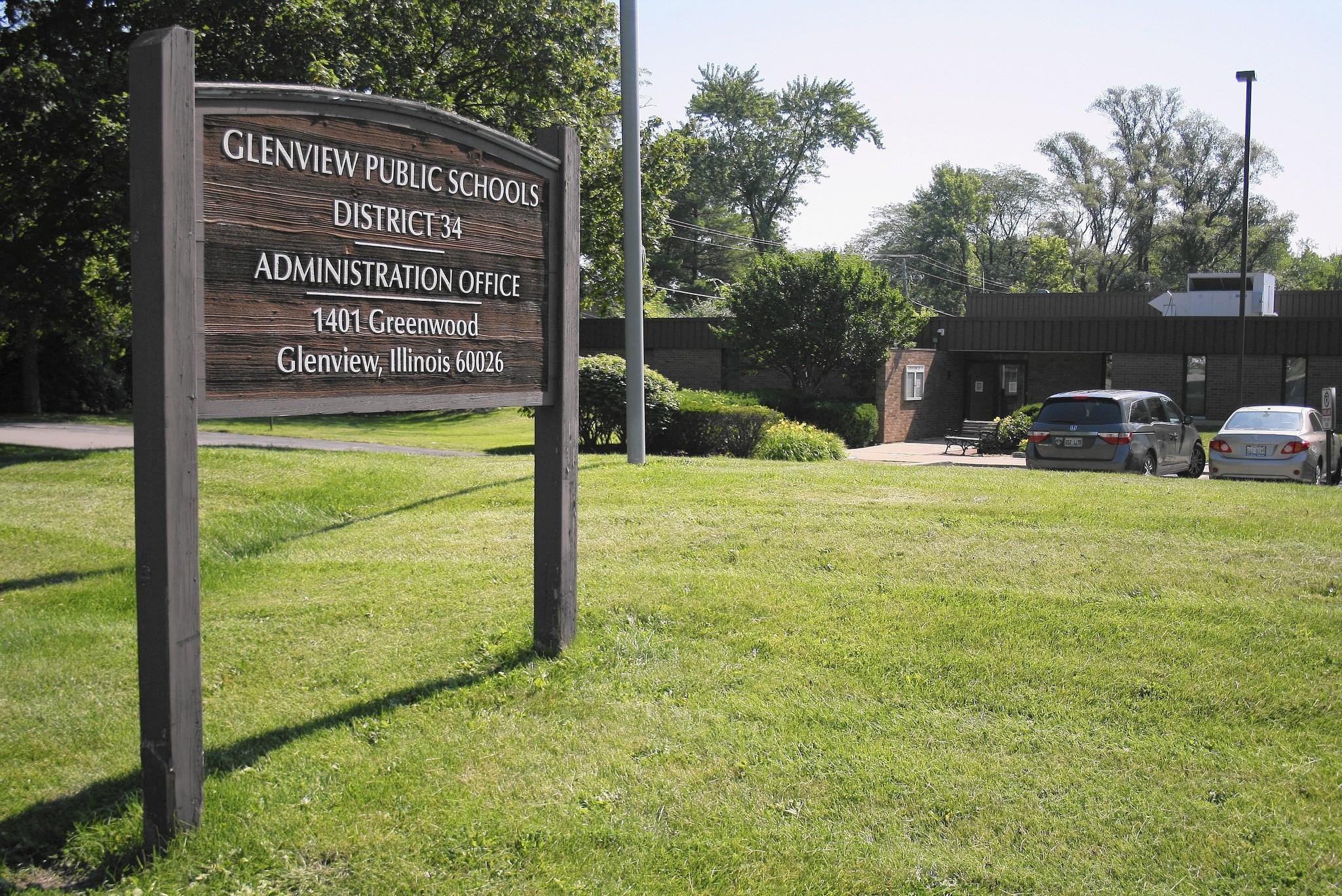 About $5 million in construction work is underway in Glenview Elementary School District 34 to repair roofs, repave parking lots and sidewalks, replace emergency generators and lights at the district's schools.