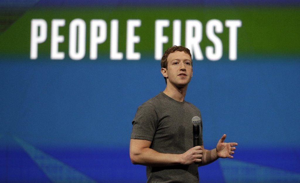 Mark Zuckerberg People First