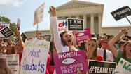 Supreme Court, citing religious liberty, limits contraceptive coverage in Obamacare