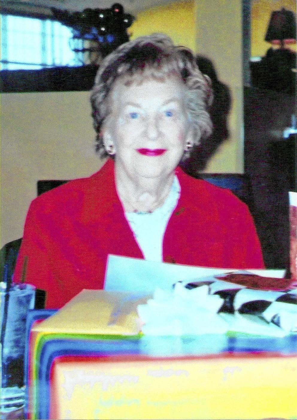 Eileen Parr