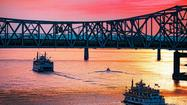 Kentucky: Riverboat fest celebrates Belle of Louisville's 100th year