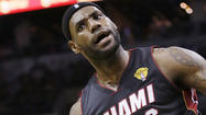 Lakers hit the free-agent ground running, with LeBron James in sights