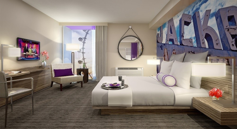 Las Vegas Quad Hotel Changing To The Linq After 223