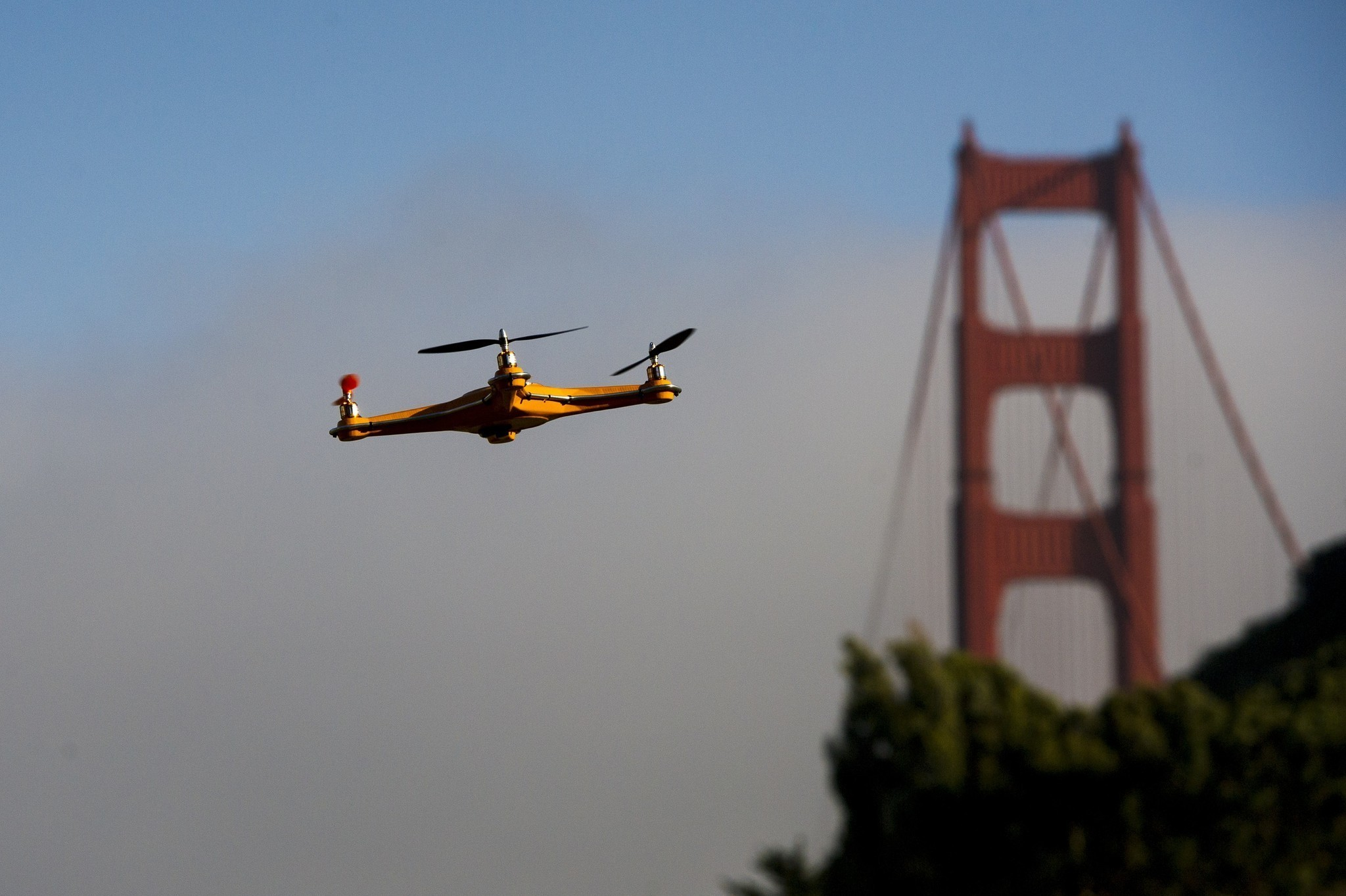 Washington state goes in circles over drone regulations - Hoy