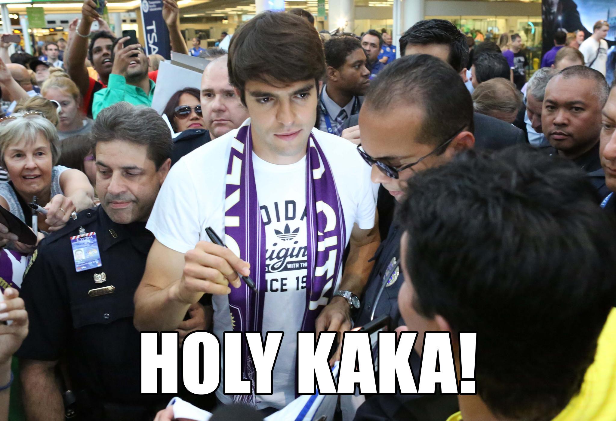 os orlando city kaka memes memes to celebrate brazilian soccer star kaka to orlando orlando