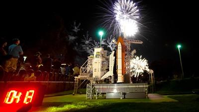 Legoland Florida: Three nights of fireworks set to 'Lego Movie' music
