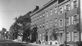 Now And Then Pictures: Park Avenue In Mount Vernon