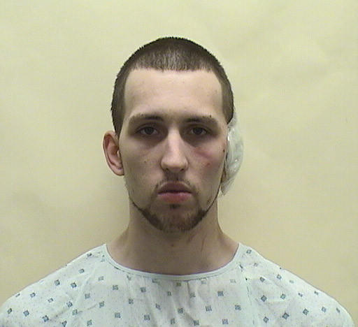 Jospeh Nevico was arrested and faces a long list of charges after a traffic stop in Middletown.