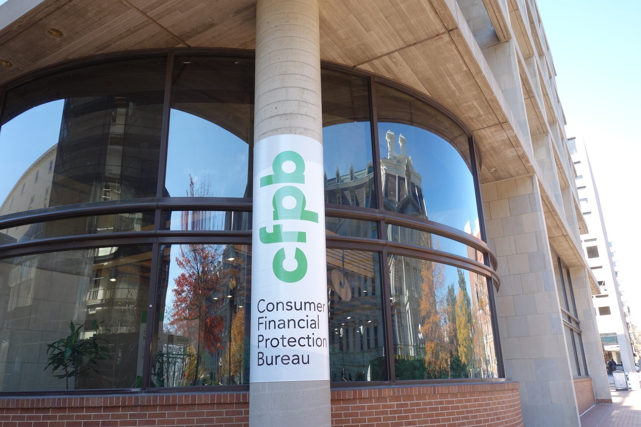 Image result for photos of cfpb building