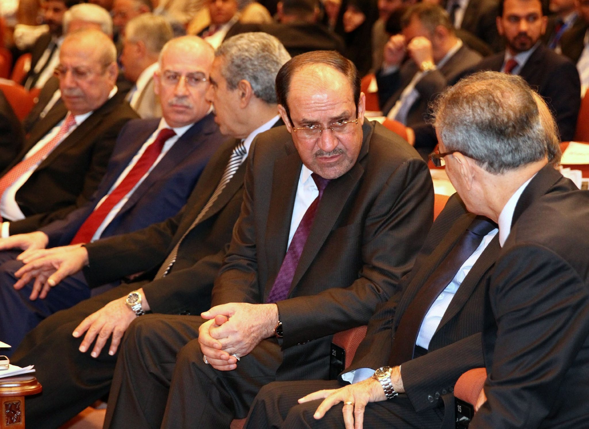 Iraq's Prime Minister Nouri Maliki offers amnesty to opponents